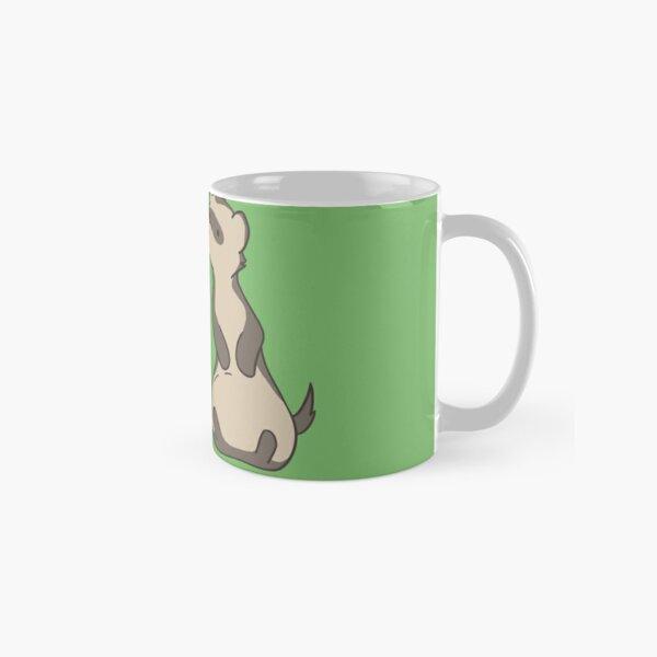 ferret and duck buddy Classic Mug