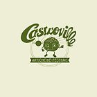 CASTROVILLE ARTICHOKE FESTIVAL - Dustin's Shirt Stranger Things by brucer91