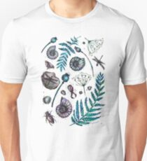 Mystical natural pattern Unisex T-Shirt