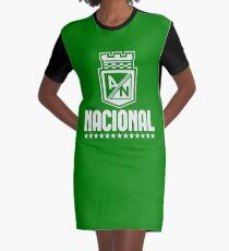 Vestido camiseta Atlético Nacional Colombia Medellín Futbol Soccer - Camiseta Postobon