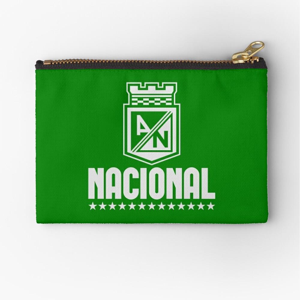 Atlético Nacional Kolumbien Medellin Futbol Fußball - Camiseta Postobon Täschchen