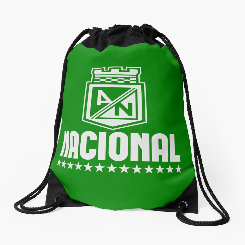 Atlético Nacional Kolumbien Medellin Futbol Fußball - Camiseta Postobon Turnbeutel