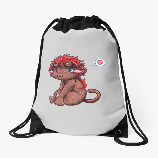 Reno Monkey Drawstring Bag