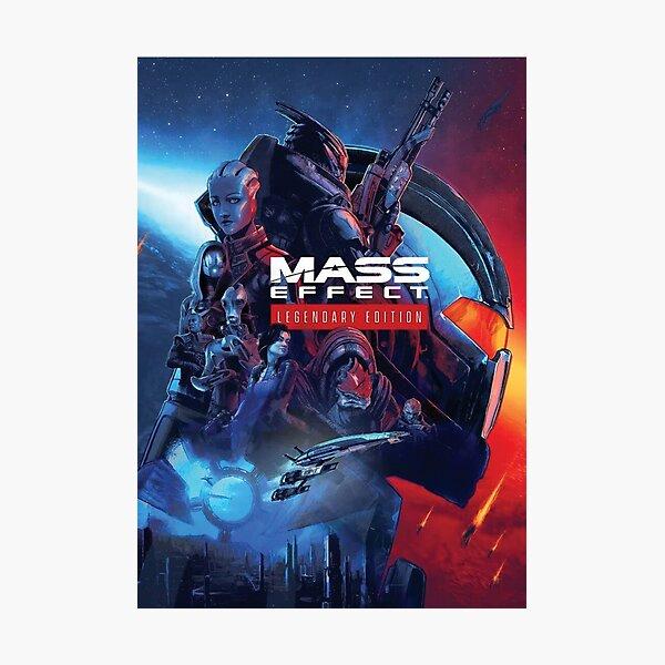Mass Effect Legendary Edition Photographic Print