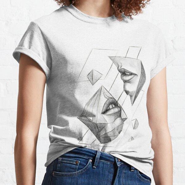Geometric Surrealism Classic T-Shirt