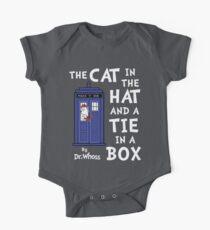 The Cat in the Hat and a Tie in a Box Kids Clothes