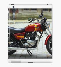 Triumph T140 TSX iPad Case/Skin