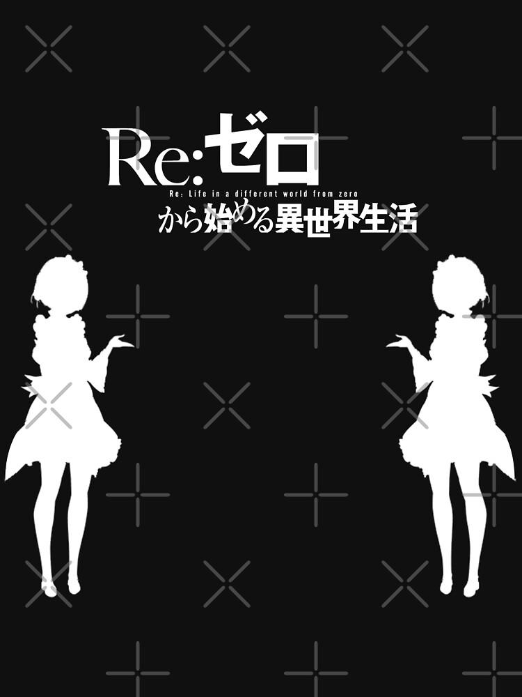 Re: Zero kara Hajimeru Isekai Seikatsu (White Edition) by MegurineMariko
