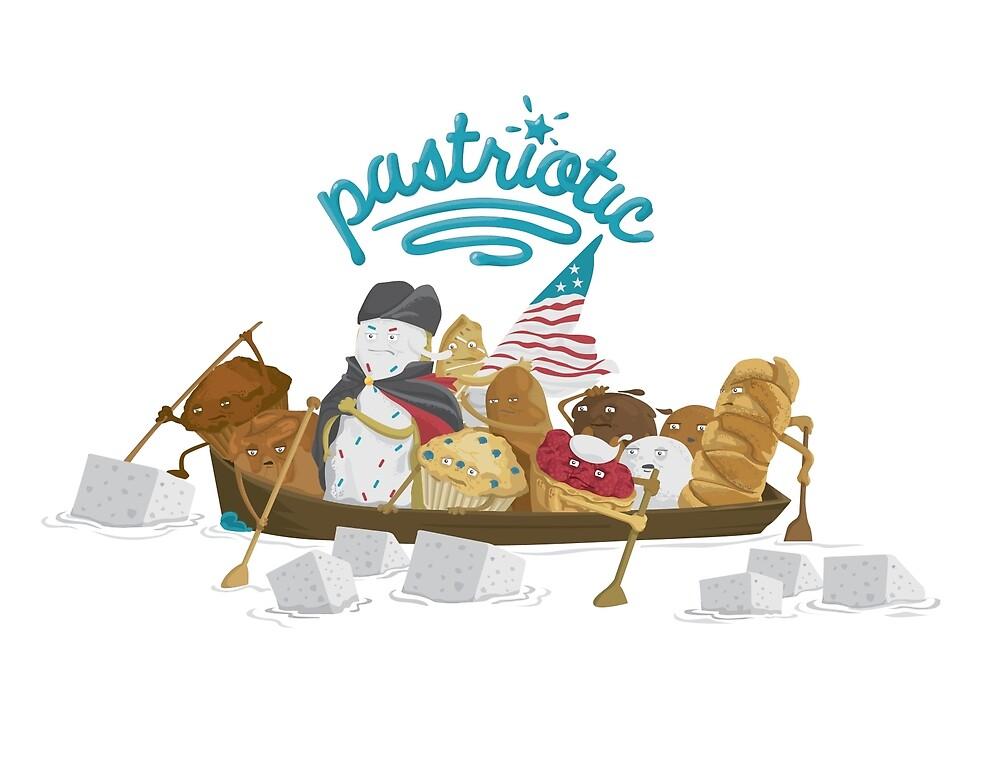 Pastriotic - Washington Crossing the Deleware by Pastriotic