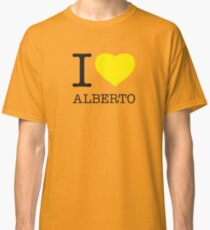 I ♥ ALBERTO Classic T-Shirt