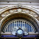 Waterloo Station Victory Arch by Ed Sweetman