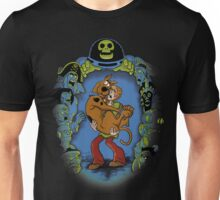 MY CHILDHOOD MONSTERS Unisex T-Shirt
