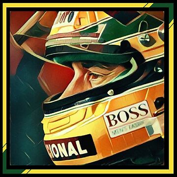 Senna by BiTurbo228