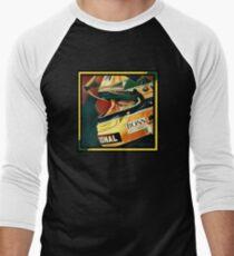 Senna Men's Baseball ¾ T-Shirt