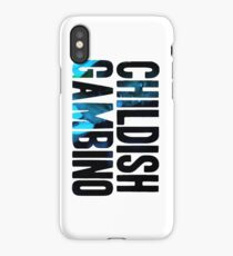Childish iPhone Case/Skin