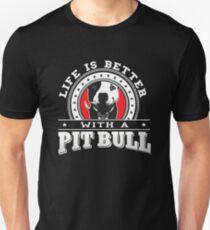 Pit Bull lovers Unisex T-Shirt