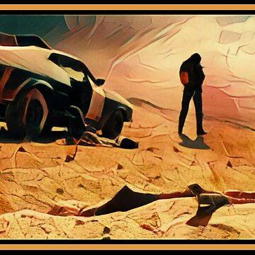Mad Max Fury Road by BiTurbo228