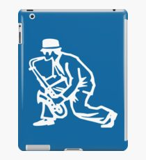 Ska Saxophonist iPad Case/Skin