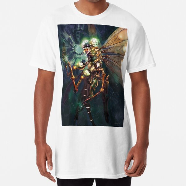 Butterflip Long T-Shirt