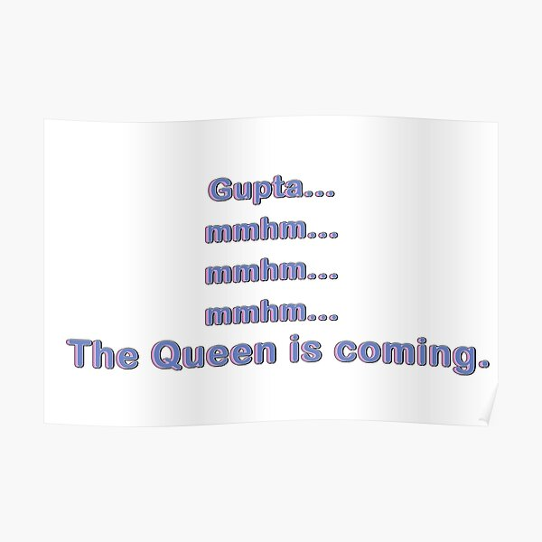 The Princess Diaries The Queen is Coming Poster
