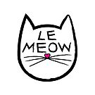 Le Meow White by trossi