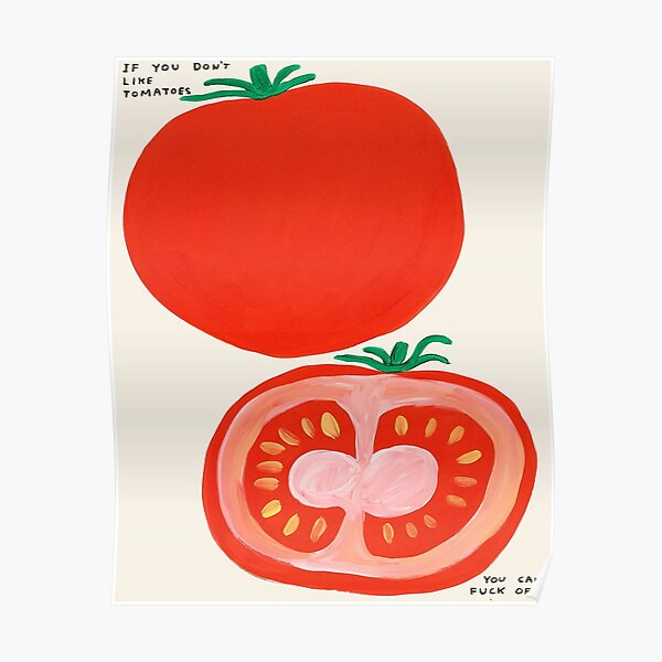 Don't Like Tomatoes Poster