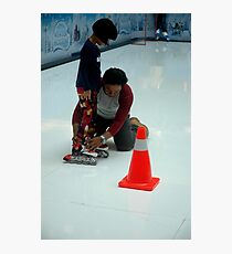 inline skate Photographic Print