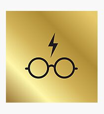 HP GOLD Photographic Print