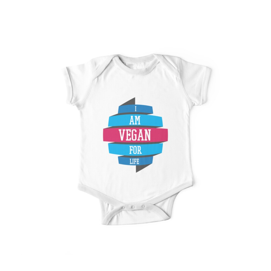 VEGAN FOR LIFE by rule30
