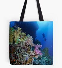 Underwaterworld - Habili Etnin Arug  Tote Bag
