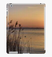 Serenity, Monte del Lago, Lago Trasimeno, Umbria, Italy iPad Case/Skin