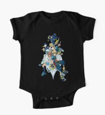 Kingdom Hearts Mickey Sora Donald Kids Clothes