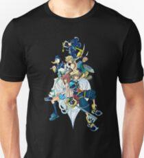 Kingdom Hearts Mickey Sora Donald T-Shirt