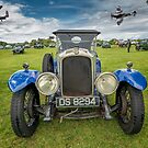 Vintage Day by Adrian Evans