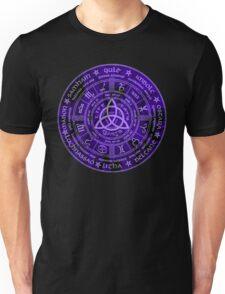 Celtic Pagan Year Wheel Calendar Unisex T-Shirt