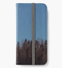 Helium-3 (iPhone wallet) iPhone Wallet/Case/Skin
