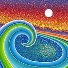 Great Wave by Elspeth McLean
