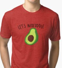 let's avocuddle Tri-blend T-Shirt