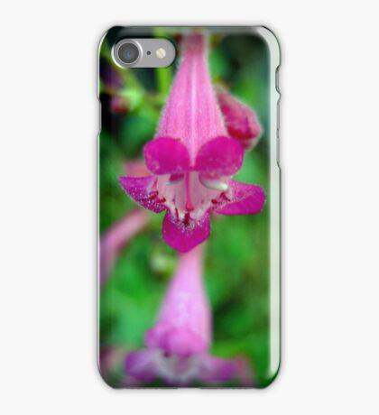 Canyon Penstemon iPhone Case/Skin