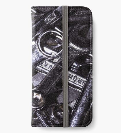 Tool Orgy (iPhone wallet) iPhone Wallet