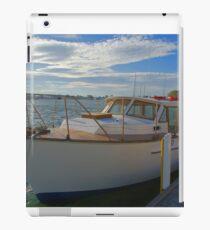 The family boat iPad Case/Skin