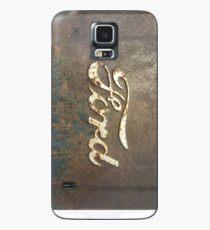 Rusty Ford Case/Skin for Samsung Galaxy