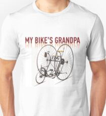 OLD BICYCLES 3 (Le Salvo Quad 1881) T-Shirt