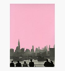 New York Nights Photographic Print