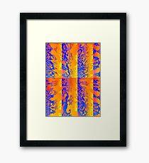 Psychedelic Dream  Framed Print