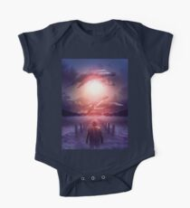 The Space Between Dreams and Reality One Piece - Short Sleeve