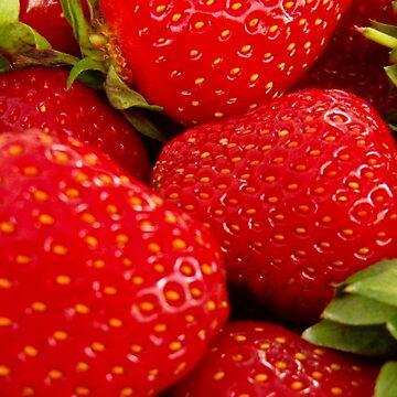 Strawberries! Bolzano/Bozen, Italy by leemcintyre