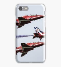 Read Arrows Formation  iPhone Case/Skin