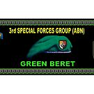 3rd Special Forces Group (Abn) Mug Design by woodywhip