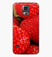 Strawberries! Bolzano/Bozen, Italy Case/Skin for Samsung Galaxy
